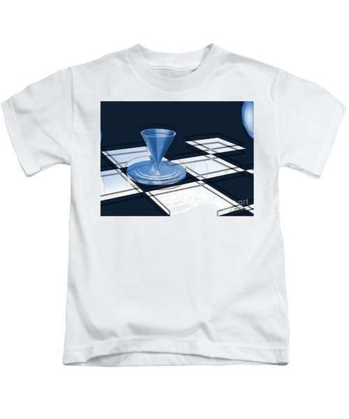 The Last Chess Pawn Kids T-Shirt