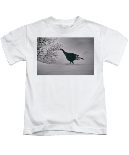 The Lone Turkey Kids T-Shirt