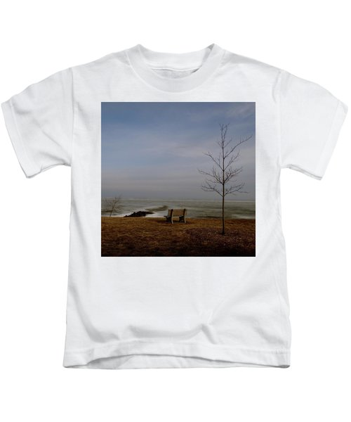 The Lonely Bench Kids T-Shirt