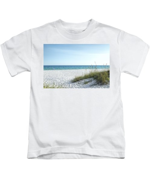 The Magnificent Destin, Florida Gulf Coast  Kids T-Shirt