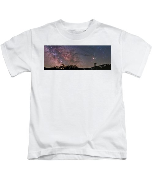 The Milky Way Core Kids T-Shirt