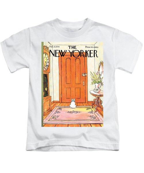 The Long Wait Kids T-Shirt