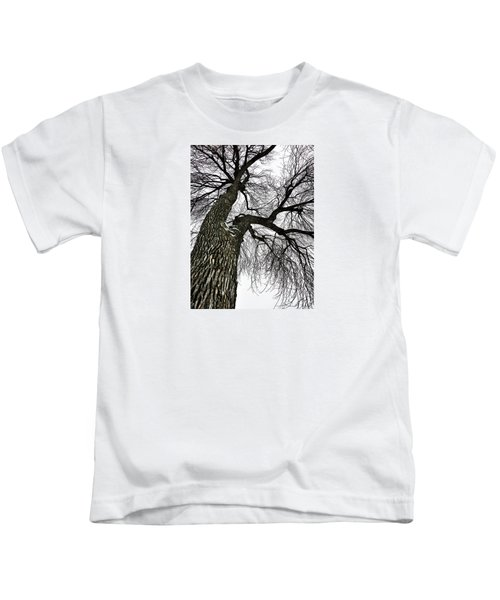 The Old Tree Kids T-Shirt