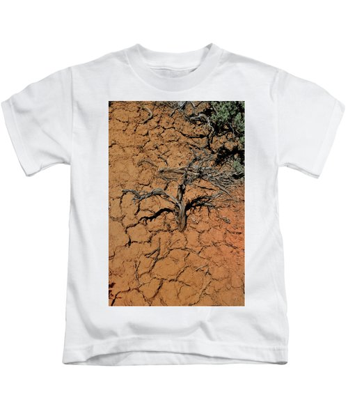 The Parched Earth Kids T-Shirt