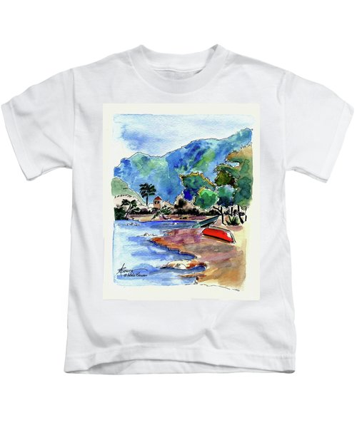 The Peloponnese Kids T-Shirt