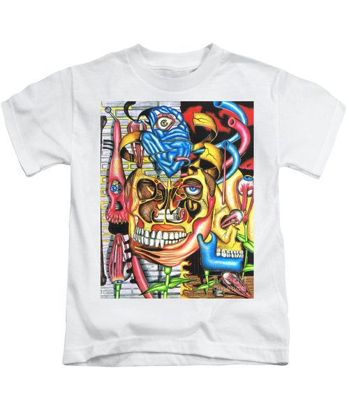 The Roots Of Human Evolution Kids T-Shirt
