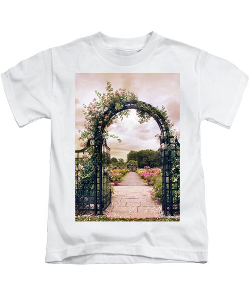 The Rose Allee Kids T-Shirt