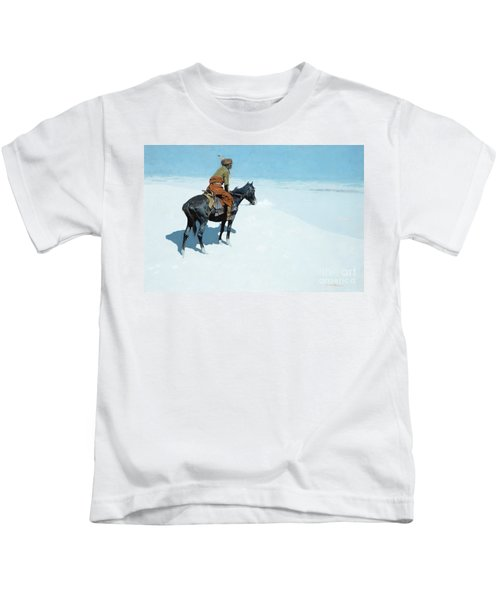 The Scout Friends Or Foes Kids T-Shirt