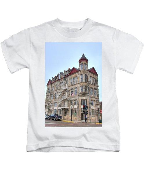 The Sedalia Trust Building Kids T-Shirt