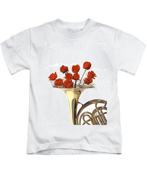The Sight Of Music Kids T-Shirt