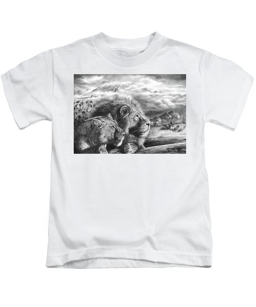 The Snows Of Kilimanjaro Kids T-Shirt
