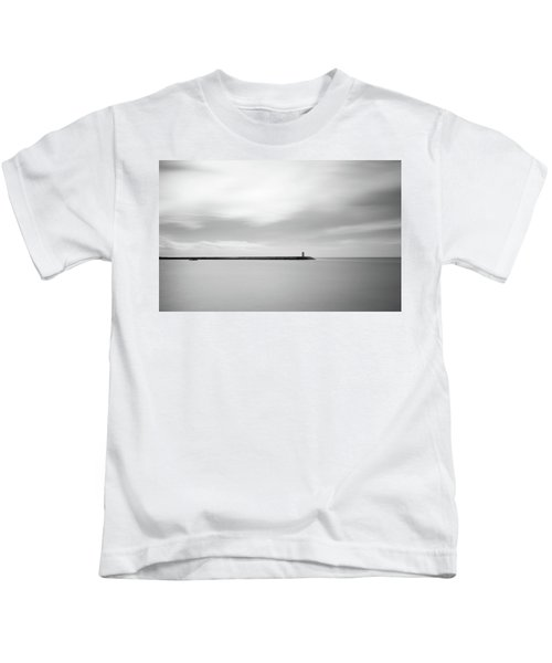 The Storm And The Pier Kids T-Shirt