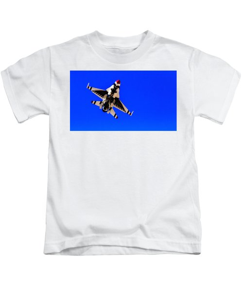 The Team Usaf Thunderbirds Kids T-Shirt