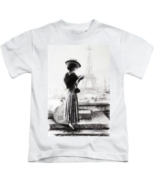 The Traveler Kids T-Shirt