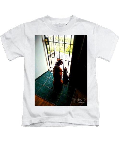 The Watchers Kids T-Shirt