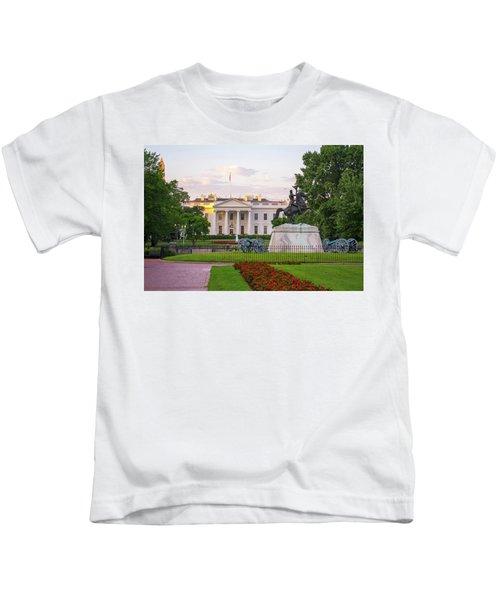 The White House Kids T-Shirt
