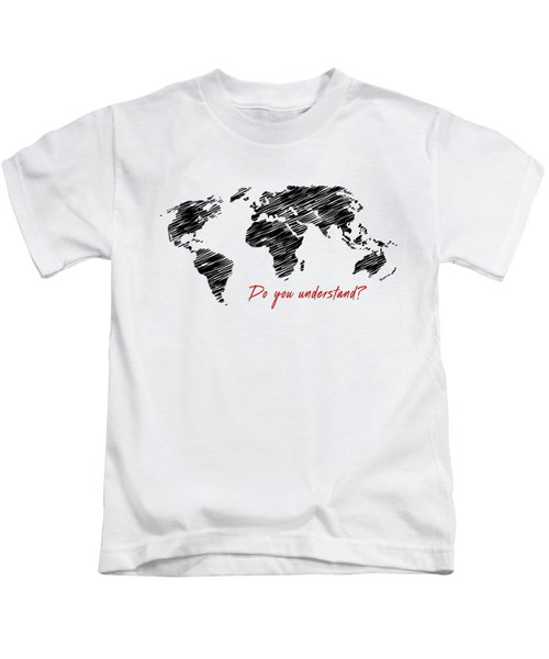 The World Belongs To Me Next Kids T-Shirt