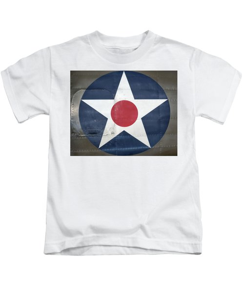 These Colors Don't Run - 2016 Christopher Buff, Www.aviationbuff.com Kids T-Shirt