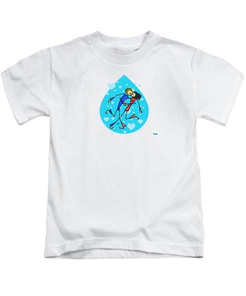 Thin Lovers Kids T-Shirt