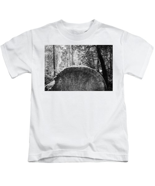 Thinking Tree- Kids T-Shirt