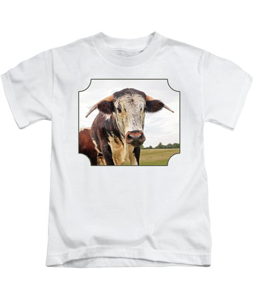 This Is My Field Kids T-Shirt by Gill Billington