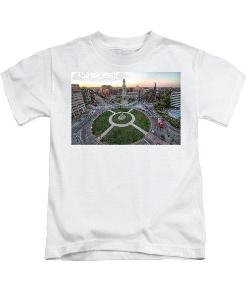 Thomas Circle Kids T-Shirt