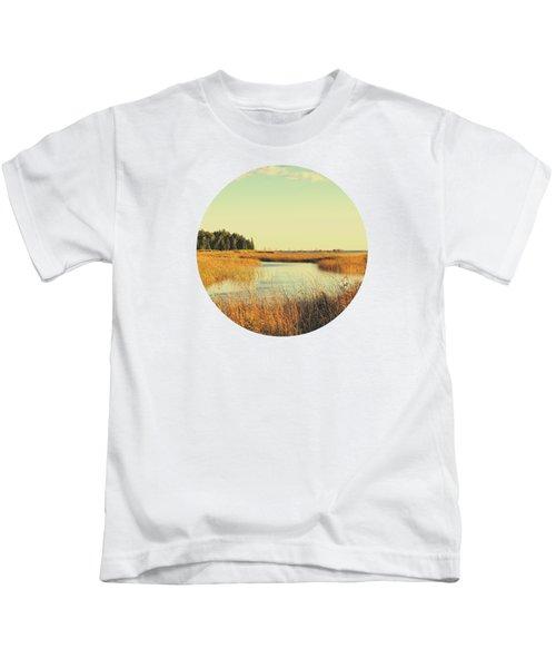 Those Golden Days Kids T-Shirt