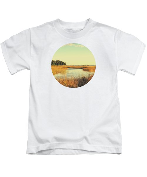 Those Golden Days Kids T-Shirt