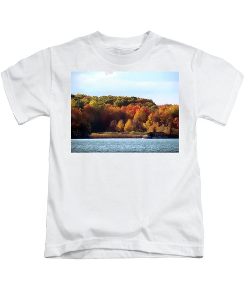 Thousand Island Color Kids T-Shirt
