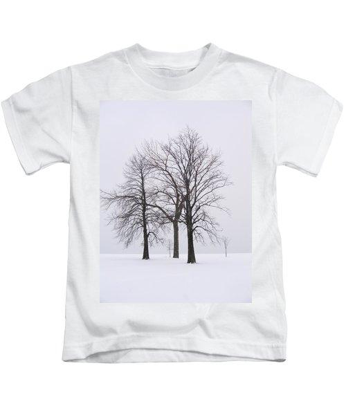 Three Trees Kids T-Shirt