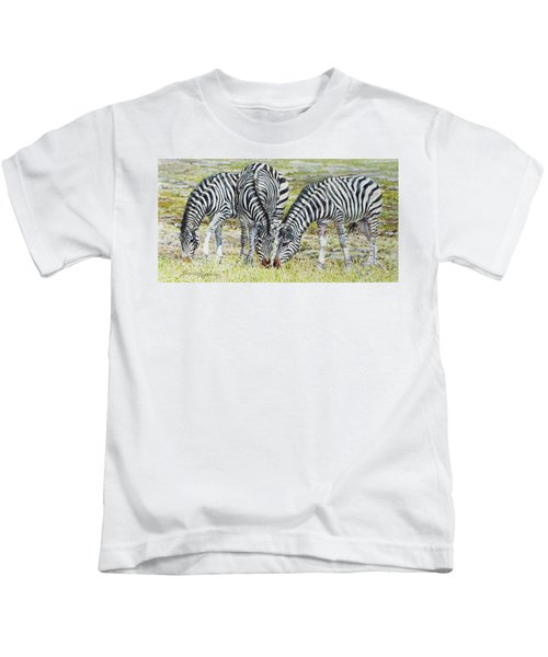 Three's Company Kids T-Shirt