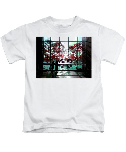 Through The Glass Kids T-Shirt