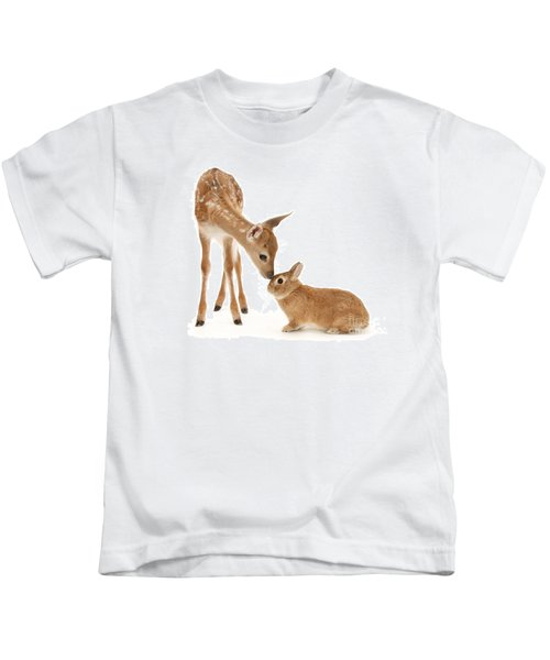 Thumper And Bambi Kids T-Shirt