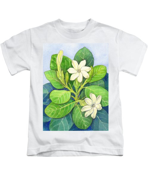 Tiare Maori Kids T-Shirt
