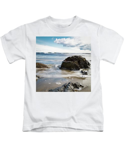 Tide Coming In #2 Kids T-Shirt