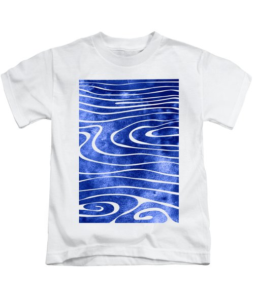 Tide Viii Kids T-Shirt
