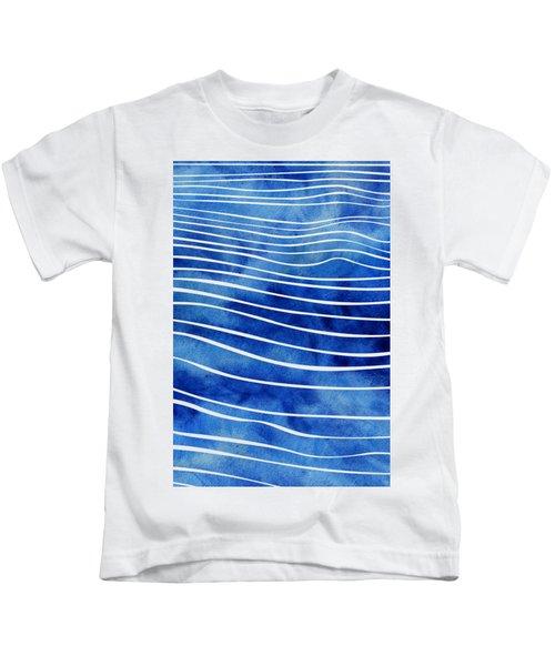 Tide Xi Kids T-Shirt