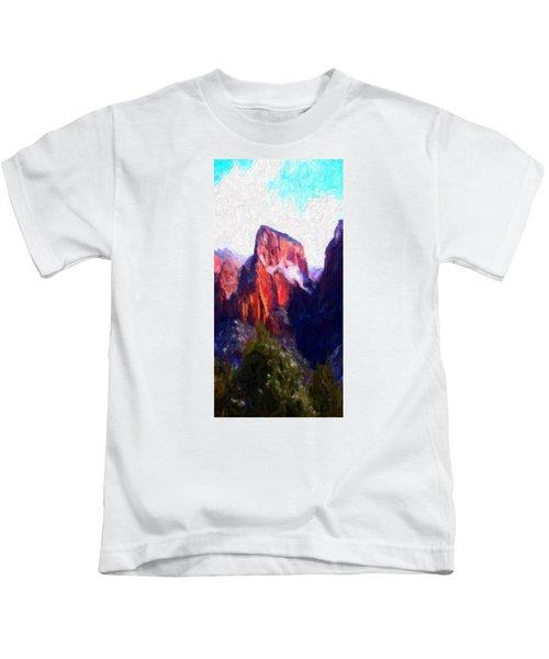 Timber Top Kids T-Shirt