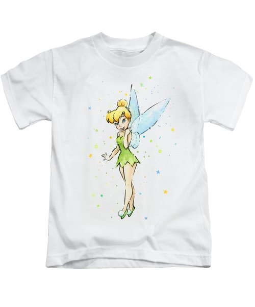 Tinker Bell Kids T-Shirt