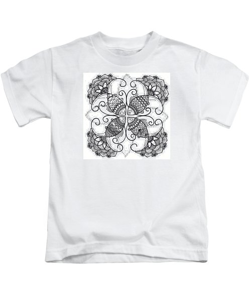 Together We Flourish - Ink Kids T-Shirt