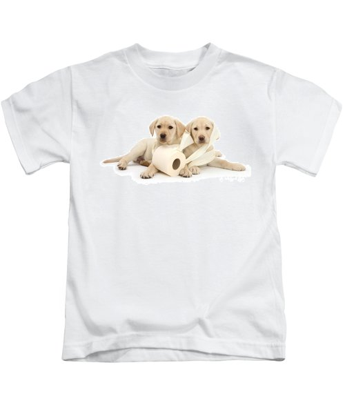 Toilet Humour Kids T-Shirt