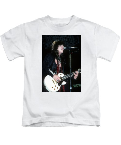 Tom Keifer Of Cinderella Kids T-Shirt