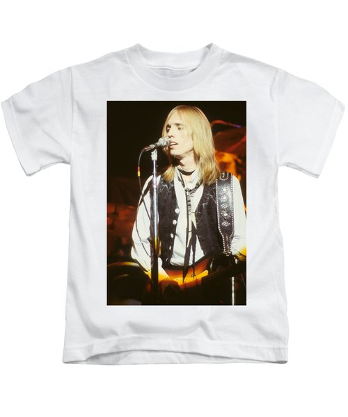 Tom Petty Kids T-Shirt