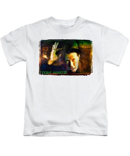 Tom Waits Kids T-Shirt