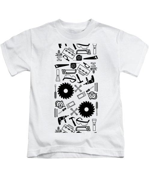 Tool Belt 1 Phone Case Kids T-Shirt
