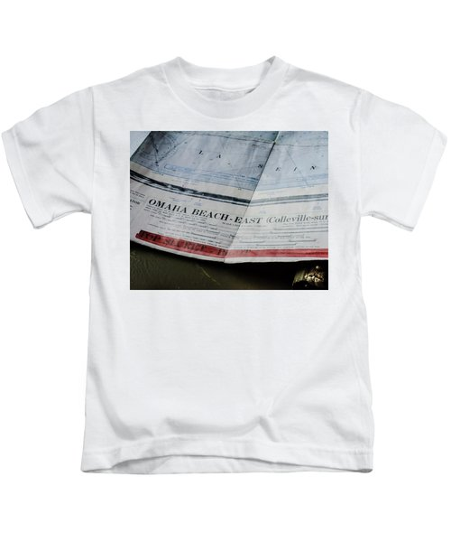 Top Secret - Omaha Beach Kids T-Shirt