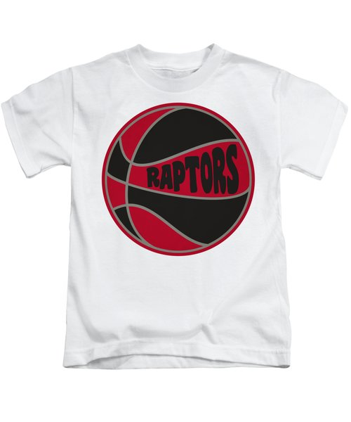 Toronto Raptors Retro Shirt Kids T-Shirt