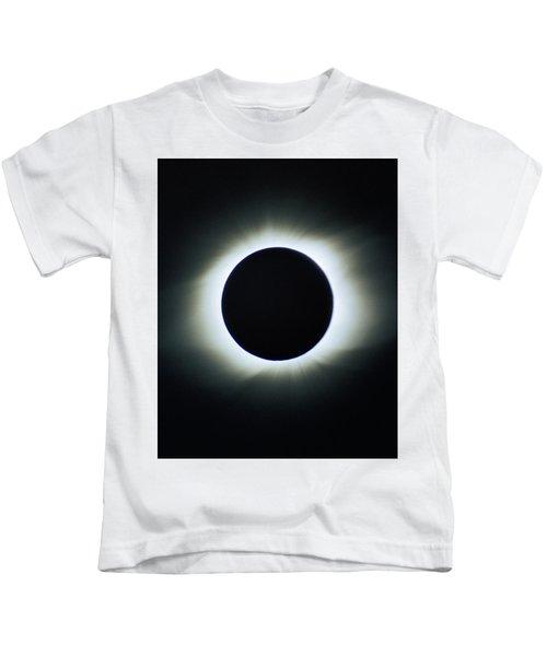 Total Solar Eclipse - Aruba 1998 Kids T-Shirt