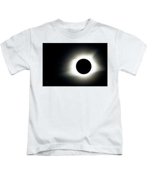 Totality And Mercury Kids T-Shirt