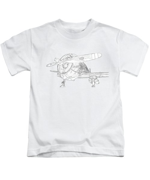 Touch And Go Kids T-Shirt